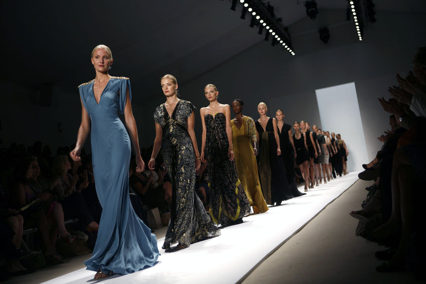 the fashion industry The fashion industry has a particularly long cash-flow cycle and, therefore, needs financing to fund the period between production and sales fashion involves design, factory contracting, production.