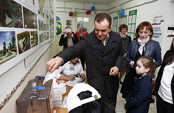 Kuban Votes for Putin